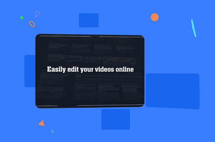 Free Online Video Editor in Your Browser | Renderforest